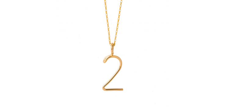 Original Numerology Necklace